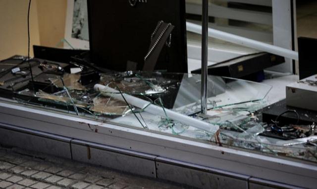 Ληστεία θρίλερ με τραγική κατάληξη στην Αθήνα μέρα μεσημέρι [video]