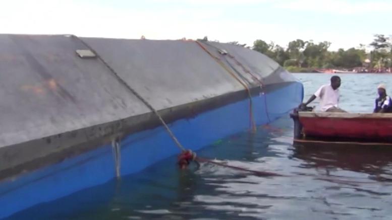Τουλάχιστον 151 νεκροί από το ναυάγιο στην Τανζανία