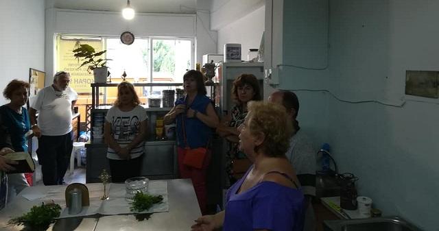 Συνεχίζεται η προσφορά φαγητού από την Κουζίνα Αλληλεγγύης