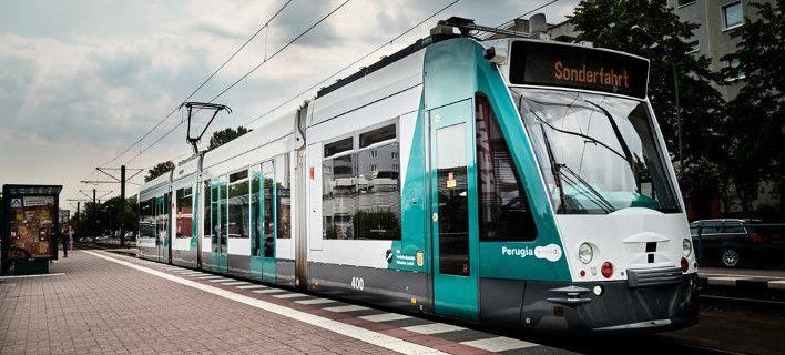 Γερμανία: Το πρώτο τραμ χωρίς οδηγό -Σταματάει όταν «δει» άνθρωπο [εικόνα]
