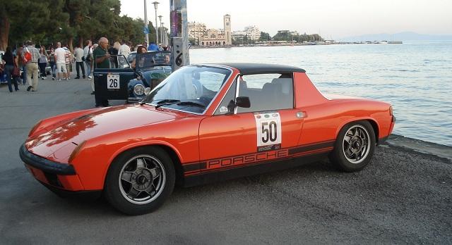 Συλλεκτικά αυτοκίνητα απ΄ όλη την Ελλάδα θα συναντηθούν στην παραλία του Βόλου