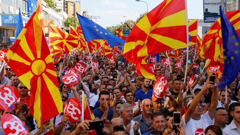 ΠΓΔΜ: H συμμετοχή, το Plan B του Ζάεφ και το διπλό παιχνίδι του VMRO