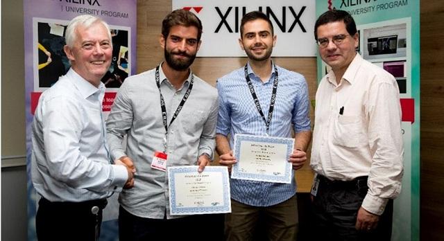 Πρωτιά φοιτητών του Πανεπιστημίου Θεσσαλίας σε διεθνή διαγωνισμό