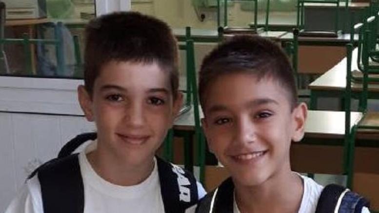 Συναγερμός στην Κύπρο: Εξαφανίστηκαν δύο 11χρονοι. Αναζητείται άνδρας