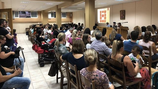 Παρουσιάστηκε το εκπαιδευτικό πρόγραμμα του Βρεφονηπιακού της Μητρόπολης
