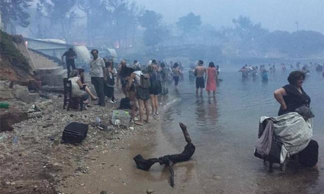 Κομισιόν: «Ούτε ένα ευρώ σε ιδιώτες πληγέντες από τις πυρκαγιές στο Μάτι»