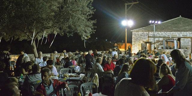 Ξεπέρασε κάθε προσδοκία η συμμετοχή στην πρώτη εκδήλωση στο Παλιούρι Διμηνίου