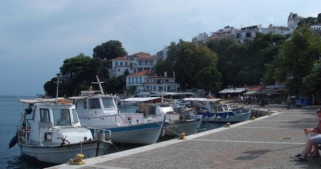 Δυναμική άφιξη του «Ξενοφώντα» σε Μαγνησία και Σποράδες