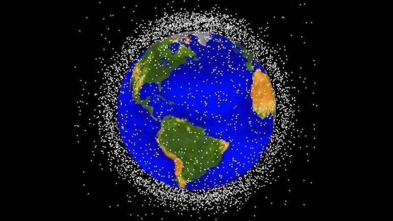 Σοβαρή απειλή για τη Γη 20.000 μεγάλα διαστημικά «σκουπίδια»