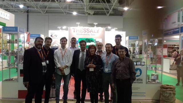 Η Περιφέρεια Θεσσαλίας στην World Food Moscow 2018