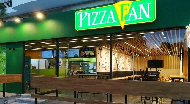 Άνοιξε το πρώτο κατάστημα Dine In της Pizza Fan στο Γαλάτσι!