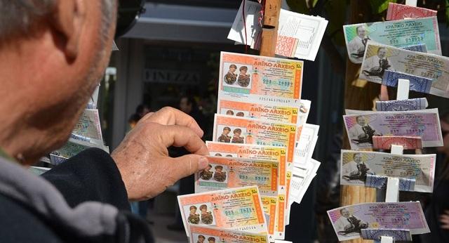 Λαχειοπώλες «φέσωσαν» ιδιοκτήτη πρακτορείου ΟΠΑΠ στον Βόλο
