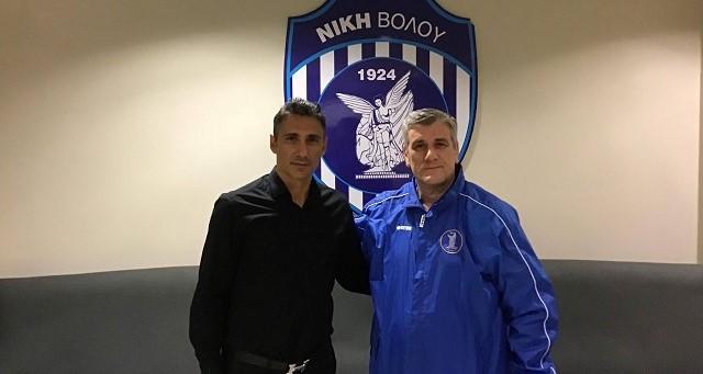 Ο Γιώργος Κούτσης νέος προπονητής της Νίκης Βόλου