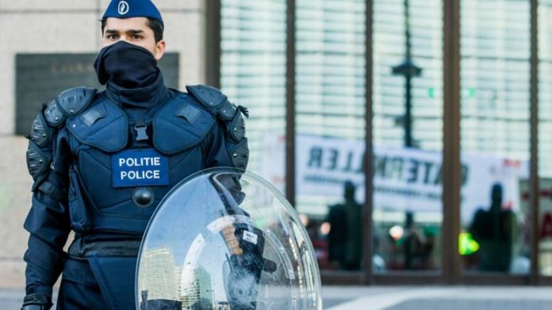 Επεισόδια σε διαδήλωση δημοσίων υπαλλήλων στις Βρυξέλλες