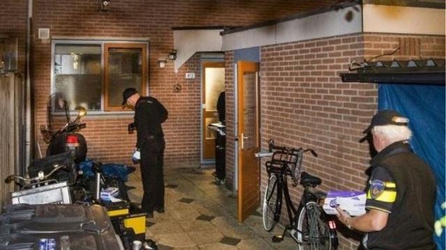 Εκατό κιλά λίπασμα στην κατοχή της ομάδας που σχεδίαζε το «Μπατακλάν» της Ολλανδίας