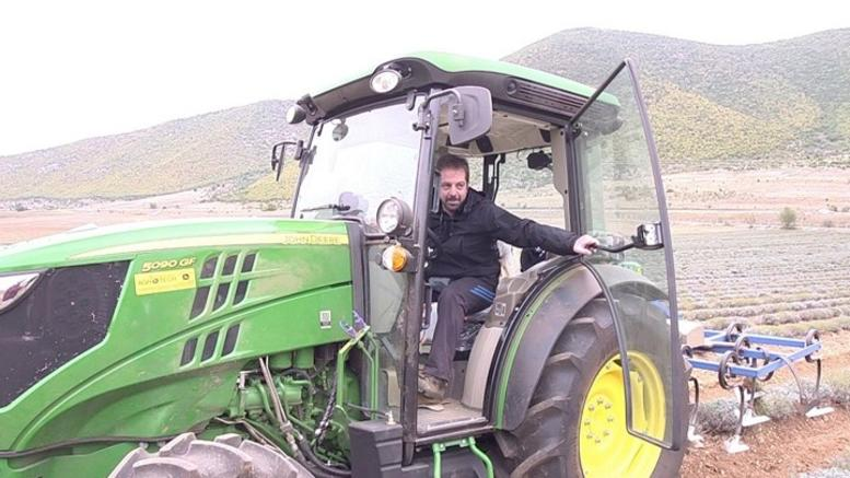 Λάζαρος Σεμερτζίδης, ο καλύτερος νέος Έλληνας αγρότης για το 2018