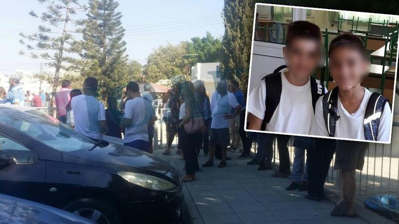 Κύπρος: Στη δικαιοσύνη ο φίλος του απαγωγέα των δύο παιδιών