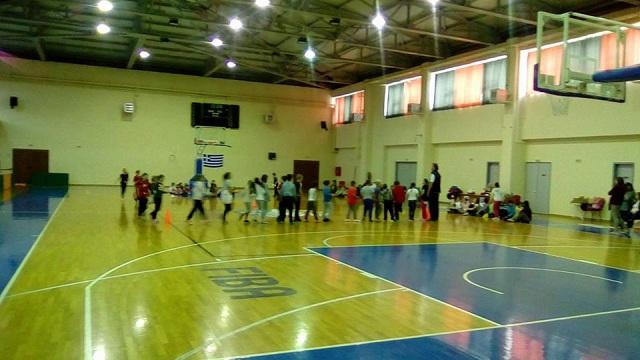 Ασκηση στα μονοπάτια των Κενταύρων για τους μαθητές του 1ου Ολοήμερου Πορταριάς