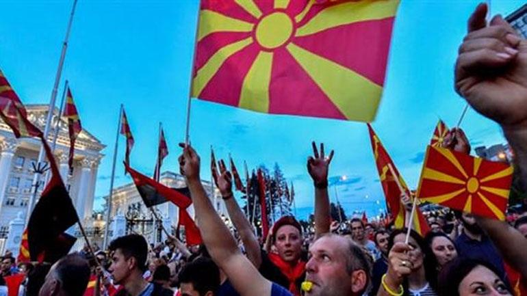πΓΔΜ: Σε χαμηλά επίπεδα η προσέλευση για το δημοψήφισμα