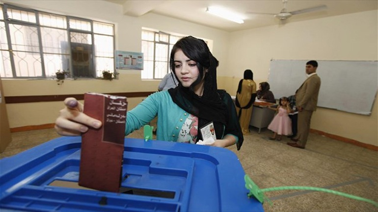 Βουλευτικές εκλογές στο ιρακινό Κουρδιστάν