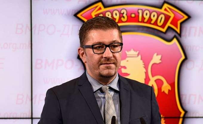 πΓΔΜ: Απέχει από το δημοψήφισμα ο αρχηγός του VMRO-DPMNE