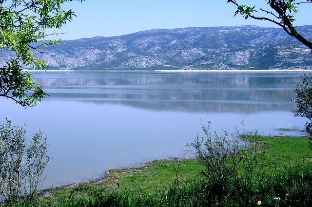 Εγκαινιάζεται το έργο επανασύστασης της λίμνης Κάρλας