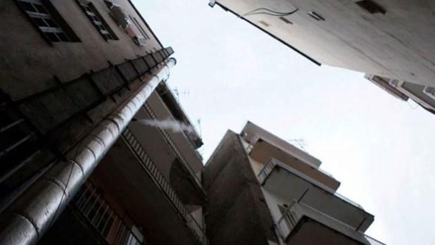 Bουτιά στο κενό 44χρονου στη Νεάπολη Λάρισας
