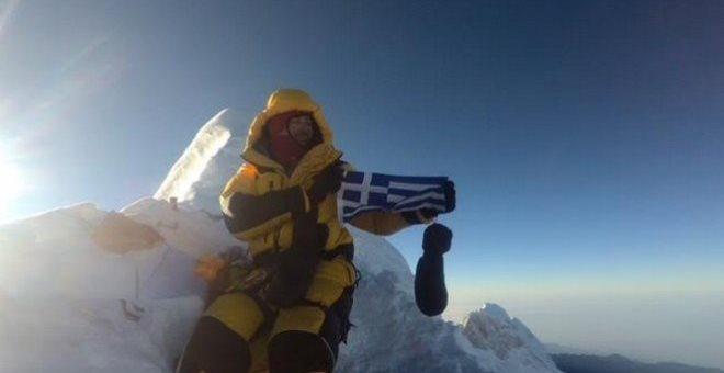 Οι δύο Έλληνες ορειβάτες που κατέκτησαν το Μανασλού των Ιμαλάϊων