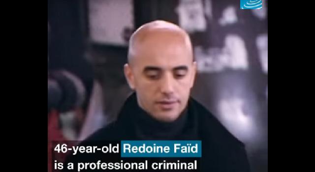 Συνελήφθη ο διαβόητος «βασιλιάς της απόδρασης» στο Παρίσι [βίντεο]