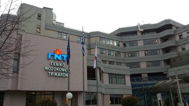 Επέμβαση της Αστυνομίας τα ξημερώματα στο Νοσοκομείο Τρικάλων