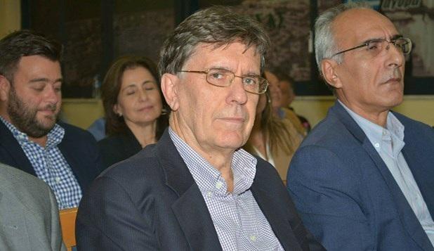 Υποψήφιος Περιφερειάρχης Θεσσαλίας ο Νίκος Τσιλιμίγκας με τη στήριξη του ΚΙΝ.ΑΛ.