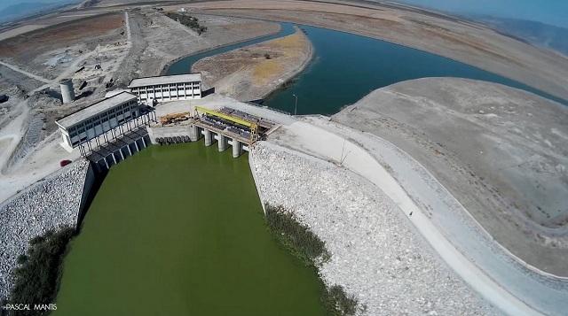 Εγκαινιάζεται σήμερα το έργο της λίμνης Κάρλας