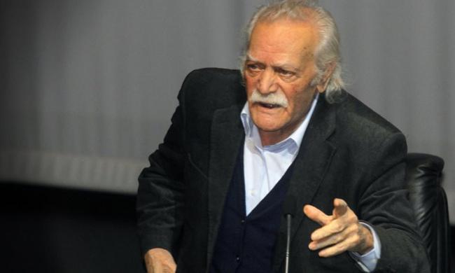 Αναγόρευση του Μανώλη Γλέζου σε επίτιμο Διδάκτορα του Πανεπιστημίου Θεσσαλίας