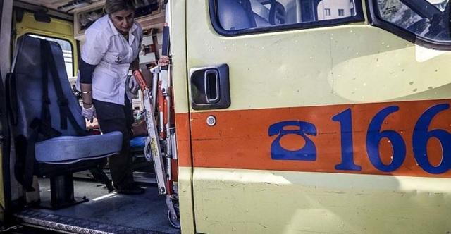 Άνδρας ακρωτηριάστηκε εν ώρα εργασίας στη Λάρισα