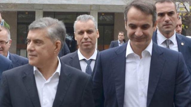 Κώστα Αγοραστό στηρίζει η ΝΔ για την Περιφέρεια Θεσσαλίας