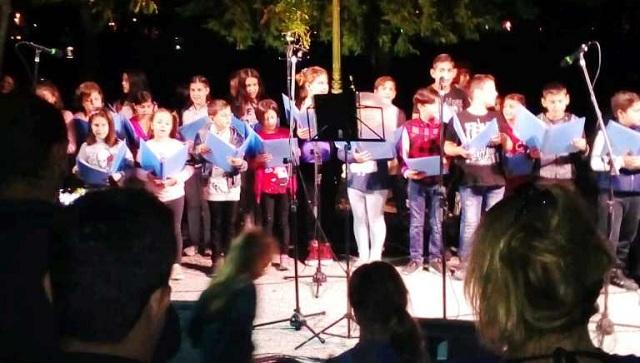 Ενθουσίασε η Παιδική Χορωδία «Δημητριάς» στην 9η Οικογιορτή