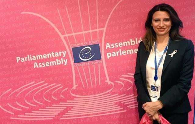 Στα ροζ το Συμβούλιο της Ευρώπης