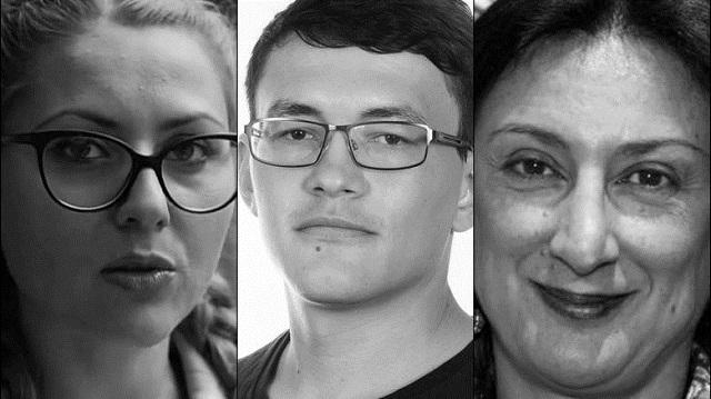 Όταν το ρεπορτάζ σκοτώνει: Τρεις δολοφονίες δημοσιογράφων που συντάραξαν την Ευρώπη