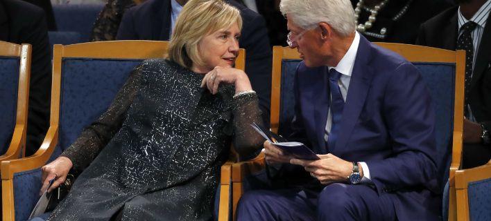 Ποιοι ηθοποιοί θα υποδυθούν τον Μπιλ και τη Χίλαρι Κλίντον σε θεατρικό στο Μπρόντγουεϊ