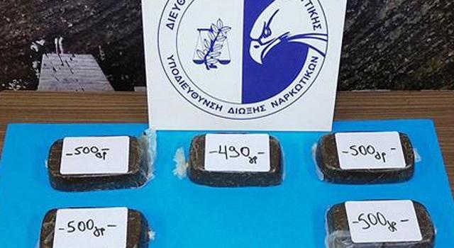 Διπλό «μπλόκο» σε σπείρα που θα γέμιζε με ηρωίνη την βόρεια Ελλάδα