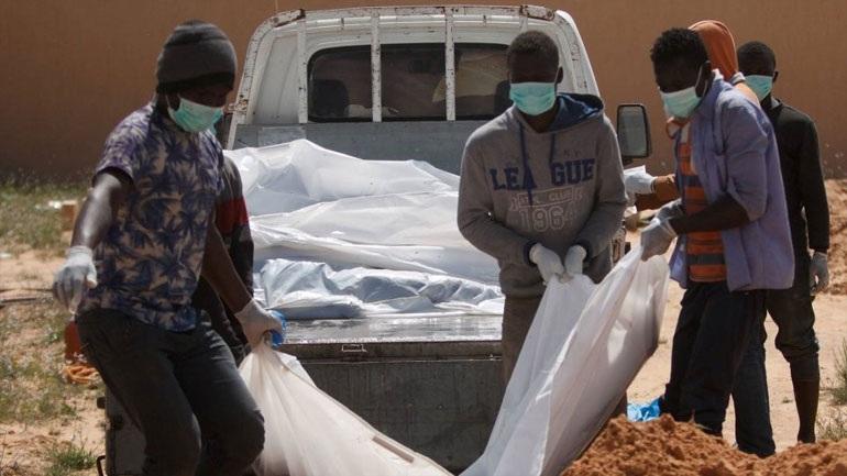 Λιβύη: Εντοπίστηκε μαζικός τάφος σε πρώην οχυρό του Ισλαμικού Κράτους