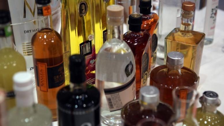 Κατασχέθηκαν έντεκα χιλιάδες λίτρα λαθραίων ποτών