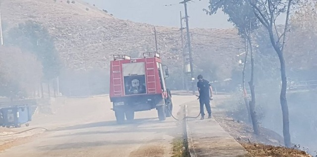 Αγρότης κάηκε ζωντανός στο χωράφι του στα Τρίκαλα