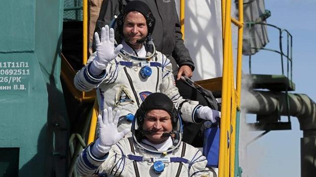 Ατύχημα στο Σογιούζ: Ανησυχία για την κατάσταση των δύο αστροναυτών