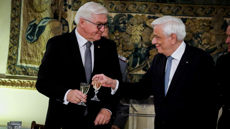Κεντρικό θέμα στον Γερμανικό Τύπο η συγγνώμη Σταϊνμάγερ