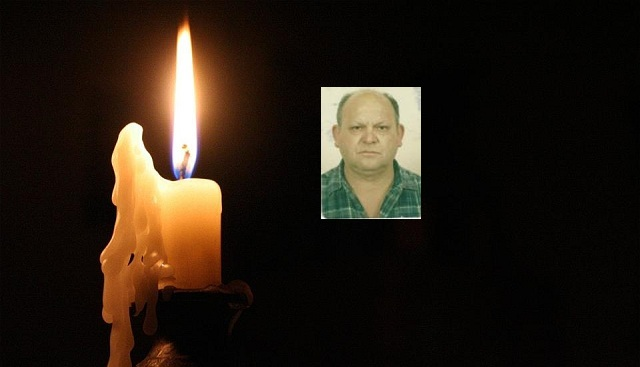 40ημερο μνημόσυνο ΒΕΡΓΟΥ ΚΑΛΑΒΡΟΥ