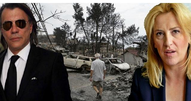 Στον εισαγγελέα 20 άτομα για τη φονική πυρκαγιά στο Μάτι -Τι απαντά η Δούρου