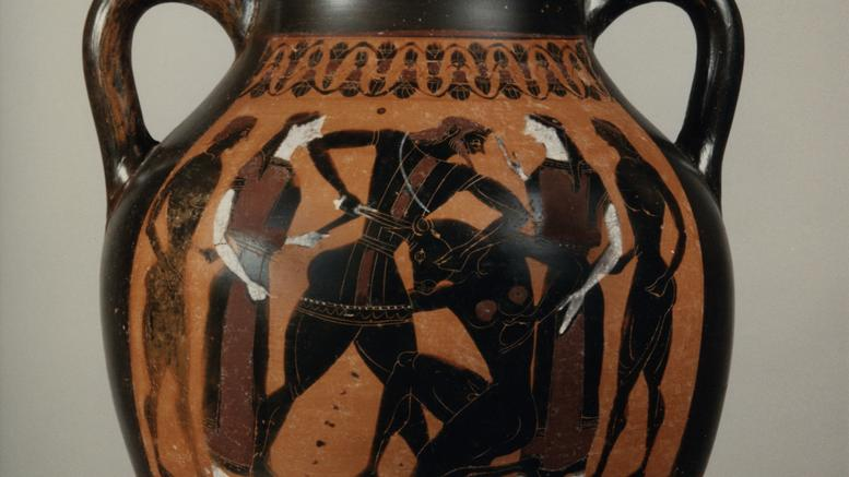 Υποπτος αμφορέας σε sale του Christie΄s εντοπίζεται από Ελληνα αρχαιολόγο