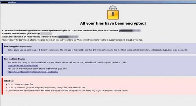 H Δίωξη Ηλεκτρονικού Εγκλήματος για τη νέα έκδοση κακόβουλου λογισμικού «Dharma»
