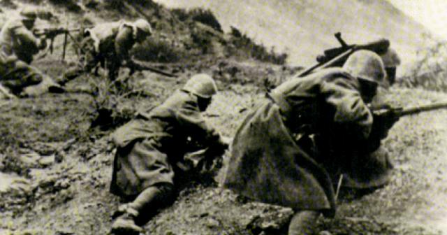 Εκδήλωση τιμής και μνήμης των ηρώων του έπους 1940-΄41